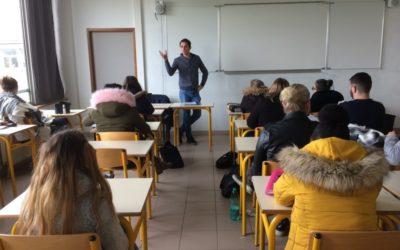 Le métier de Moniteur Educateur présenté aux terminales SAPAT