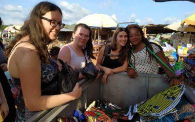 Echanges autour du Togo